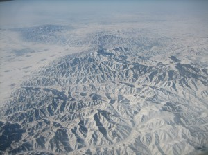 The Mountains of China
