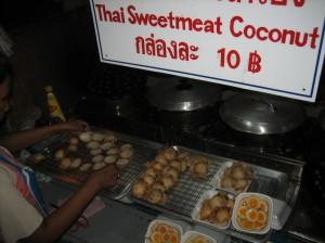Coconu custard