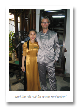 The Hoi An tailors (3/6)