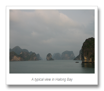Hue and Halong Bay (2/6)