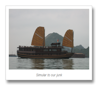 Hue and Halong Bay (3/6)