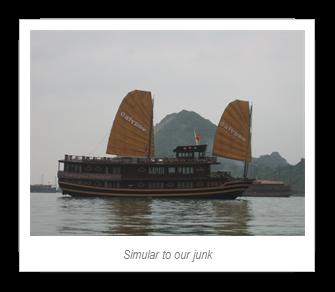 Hue and Halong Bay (3/6)