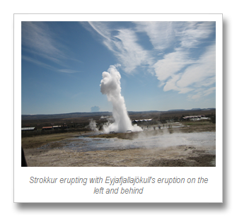The Great Geysir and Gullfoss (1/3)